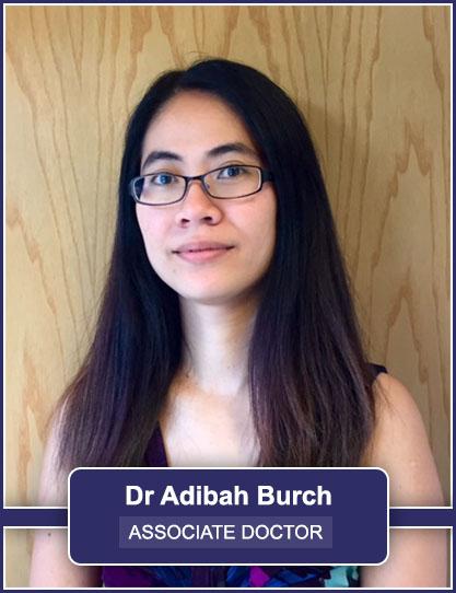 Dr Burch