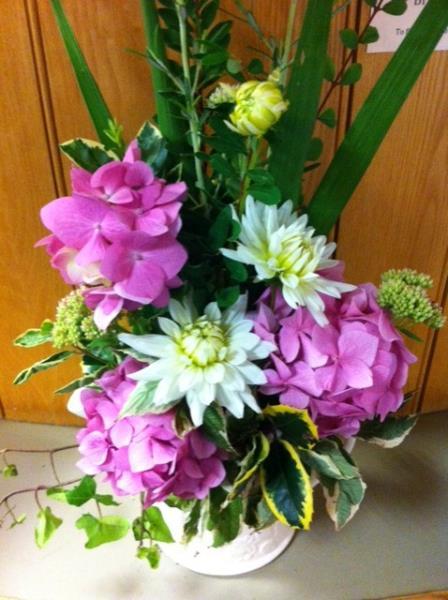 Sept Flowers